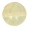 Semi-Precious 10mm Round Reconstructed Light Yellow Quartz